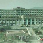قصف حوثي يستهدف هيئة مستشفى الثورة في تعز  