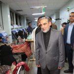 في اليمن | غضب شعبي من ظهور سفير ايران وسط قسم للنساء بالمستشفى الجمهوري بصنعاء